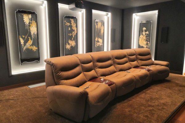 Мебель для домашнего кинотеатра в Москве и области