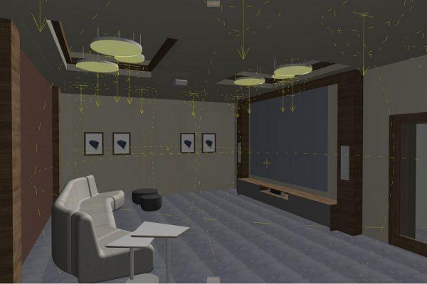 Проектирование домашних кинотеатров