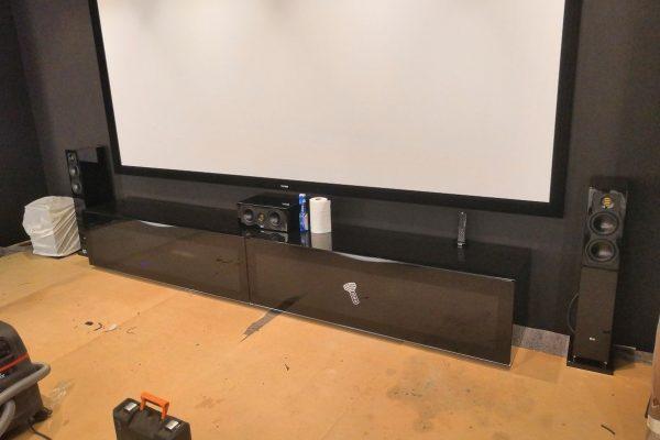 Установка домашних кинотеатров в Москве и области