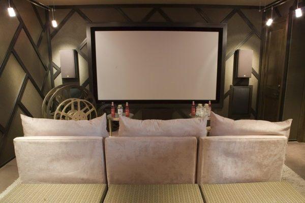 Домашний кинотеатр под ключ